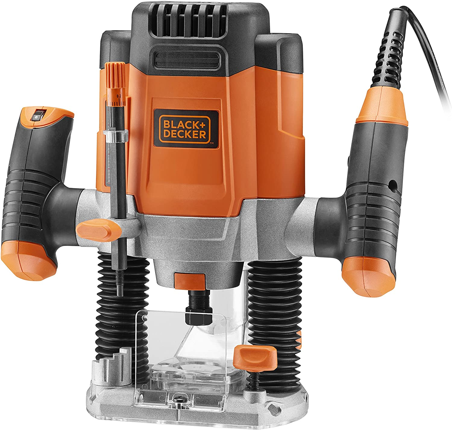Fresadora para madera black and decker