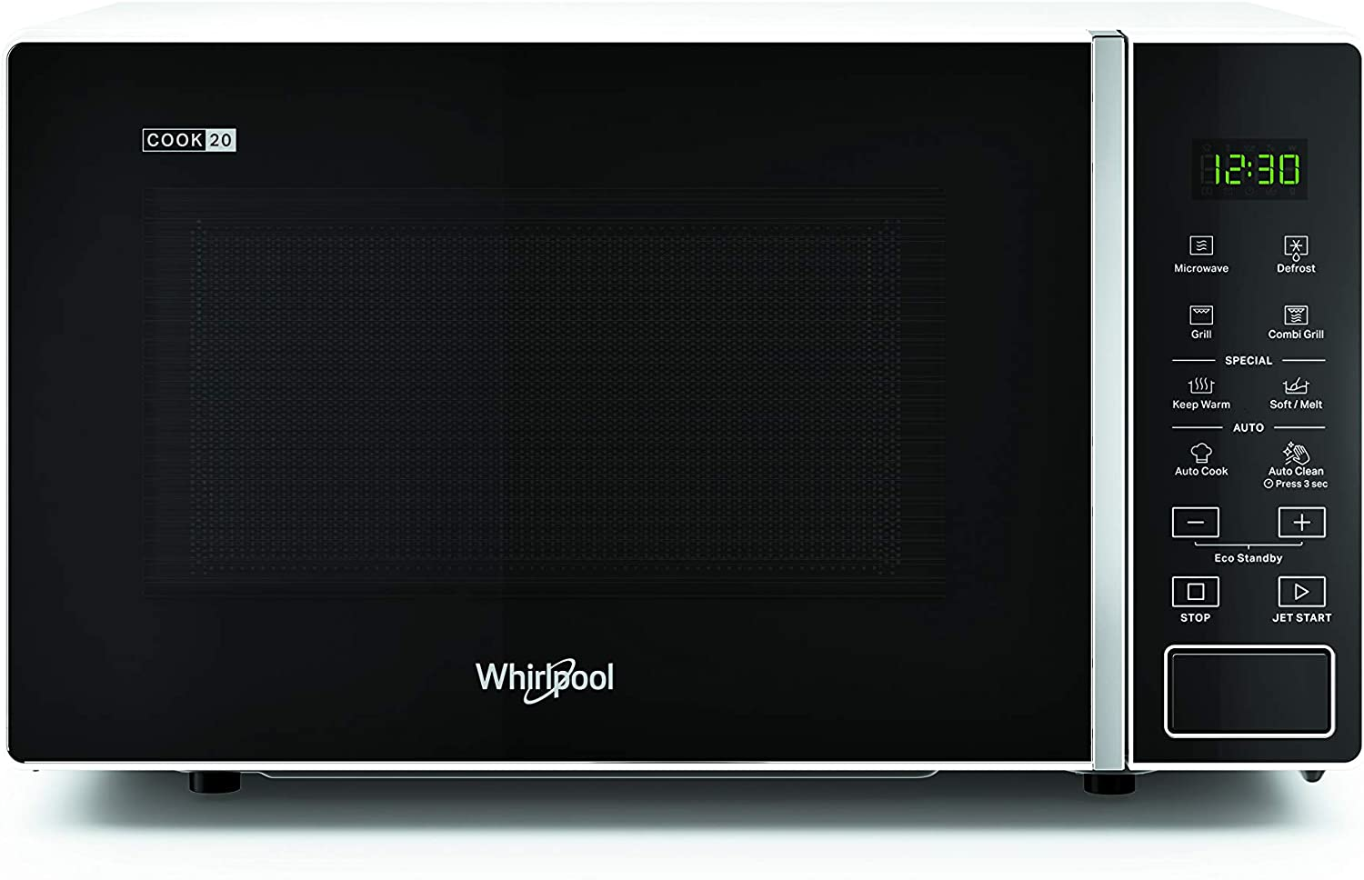 Mejor Microondas con Grill Whirpool